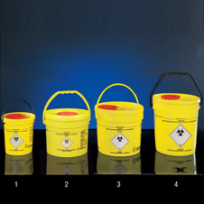 SAFETY CONTAINER 6 LITERS