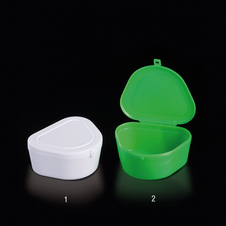 ODONTIC CONTAINER WHITE