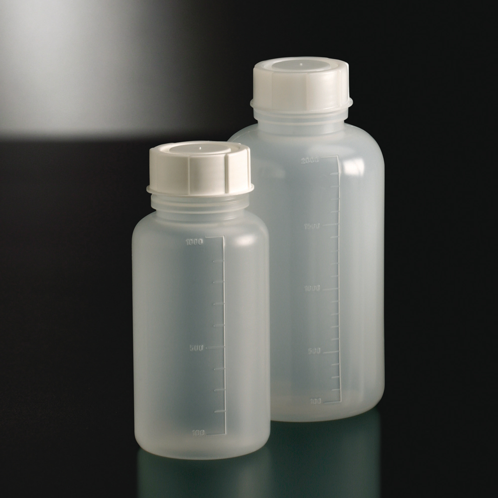 BOTTLE WIDE NECK 250ML PE