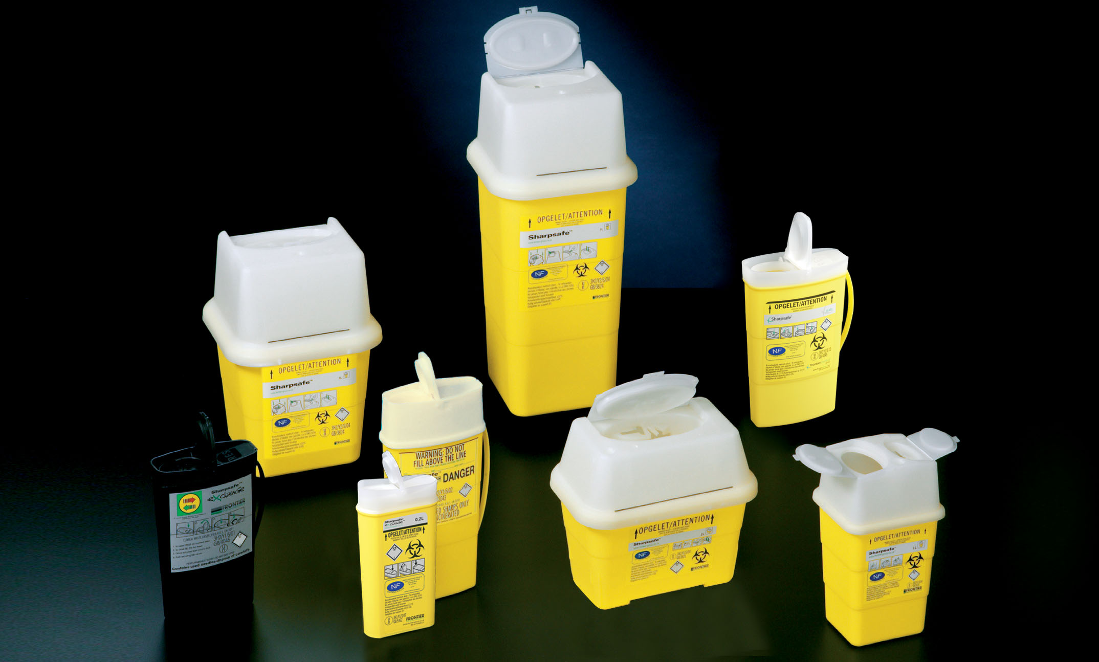 SHARPSAFE SAFETY CONT 2L