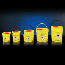 SAFETY CONTAINER 7 LITERS