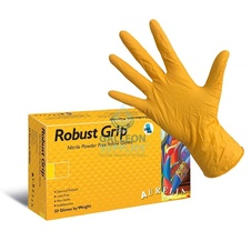 Aurelia Robust Grip - Textured PF Nitrile - XXL