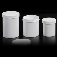 SELF SEALING JAR 250ML PP