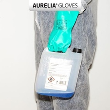 Aurelia Chem-Max Green vel. XL